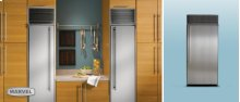 "36"" All Freezer Columns - 36"" Marvel All Freezer Column"