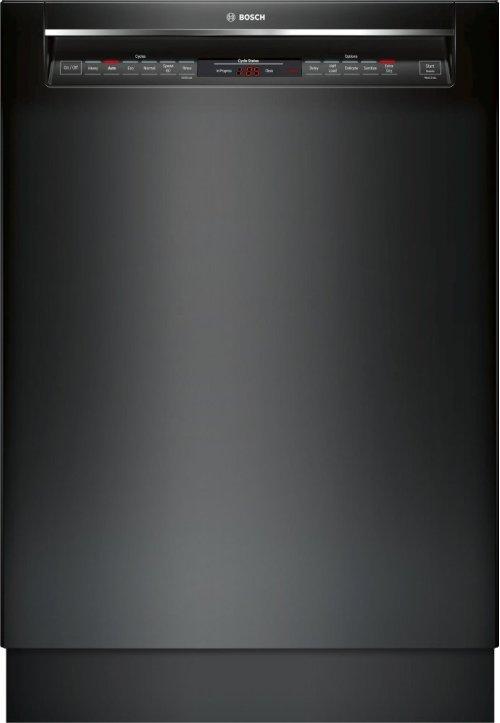 800 Rec Hndl, 6/5 cycles, 42 dBA, Flex 3rd Rck, UR glide, Touch Cntrls - BL