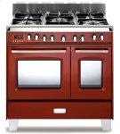 "Verona Classic 36"" Dual Fuel Double Oven Range Product Image"