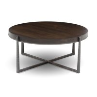 """Cooper 54"""" Round Cocktail Table Product Image"""
