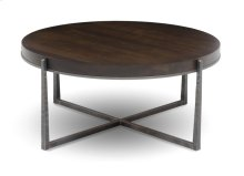 "Cooper 54"" Round Cocktail Table"