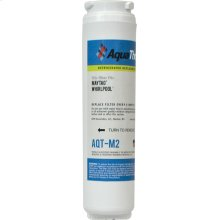 Refrigerator Replacement Filter fits in place of Maytag: UKF8001, Whirlpool: EDR4RXD1 comparable models