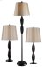Additional Ripley - 3 Pack - 2 Table Lamps, 1 Floor Lamp
