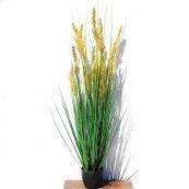 """48"""" Grain & Grass w/Pot"""