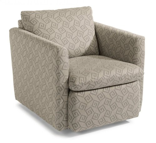 Kendall Fabric Swivel Chair