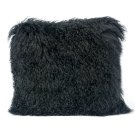 Tibetan Sheep Black Pillow Product Image