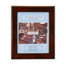 """11""""X14"""" Mahogany Picture Frame"""