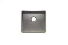 """UrbanEdge® 003647 - undermount stainless steel Kitchen sink , 18"""" × 16"""" × 10"""""""