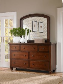 Double Dresser Mirror Product Image