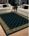 COSMOPOLITAN CS95 MID RECTANGLE RUG 27'' x 18''