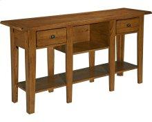Attic Heirlooms Sofa Table