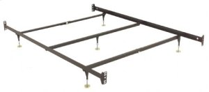 Adjustable Fashion Bed Rails - Queen