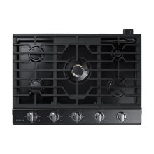 "30"" Gas Cooktop with 22K BTU True Dual Power Burner (2018)"