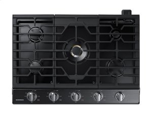 """30"""" Gas Cooktop with 22K BTU True Dual Power Burner (2018) Product Image"""