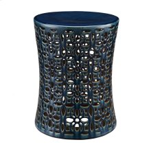 Poppy Stool Blue