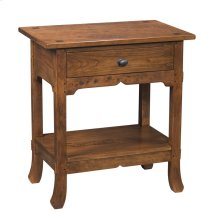 Nightstand w/ One Drawer