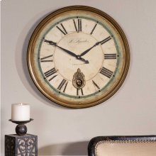 Regency B. Rossiter Wall Clock