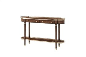 The Rounded Console Table