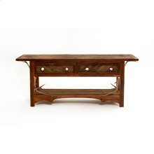 Western Traditions - Elk River Console Table
