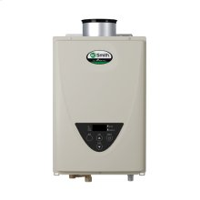 Tankless Water Heater Non-Condensing Concentric Vent Indoor 190,000 BTU Natural Gas/Propane