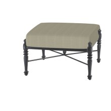 Grand Terrace Cushion Ottoman