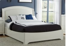 King Leather Bed