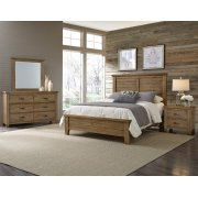 Plank Bed Product Image