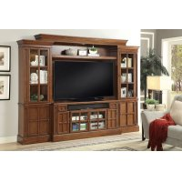 Churchill 4 piece 62 in. Entertainment Wall Product Image
