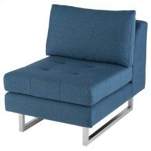 Janis Sofa Extension  Lagoon Blue