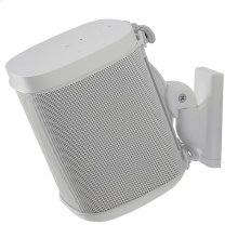 White- Versatile, space-saving solution for your Sonos compact speaker.