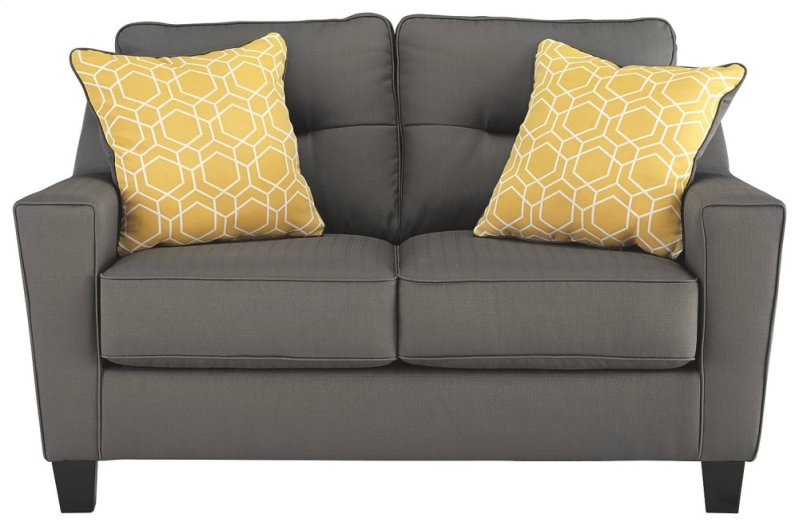 6690235 In By Ashley Furniture In Fort Worth Tx Loveseat