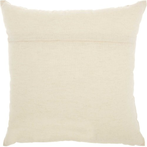 "Trendy, Hip, New-age Rn001 Natural 18"" X 18"" Throw Pillows"