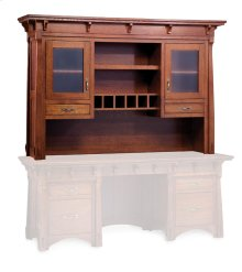 M Ryan Hutch Top for Desk or Credenza