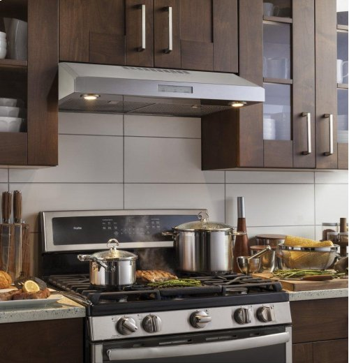 """GE Profile™ Series 30"""" Under The Cabinet Hood"""
