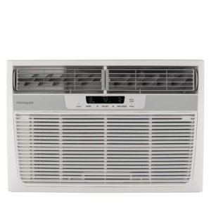 Frigidaire AC 8,000 BTU Window-Mounted Room Air Conditioner with Supplemental Heat