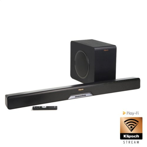 RSB-14 Sound Bar + Wireless Subwoofer