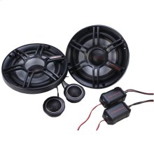 "CS Series 6.5"" 300-Watt 2-Way Component Speaker System"