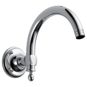 """8"""" Shower Arm and Flange"""