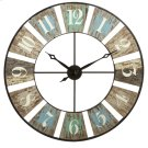 Weathered Wall Clock Product Image