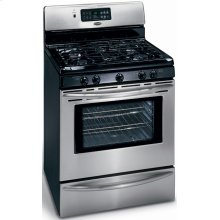 Crosley Gas Ranges (5.0 Cu. Ft. Self-Cleaning Deep Sump Oven with Safety Lock)