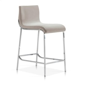 Max Dove Gray - Counter Stool