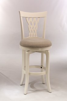 Embassy Counter Stool - White