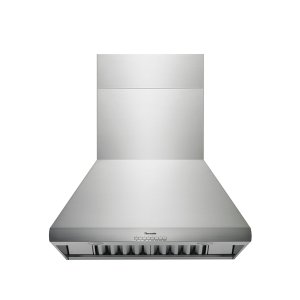 ThermadorHPCB36NS 36 inch Professional Series 24 inch Depth Chimney Wall Hood /w Blower