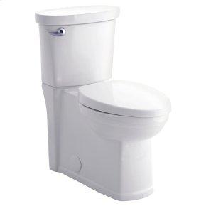 Cadet 3 Décor Elongated Toilet - 1.28 gpf - White