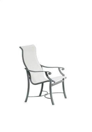 Montreux Sling High Back Dining Chair