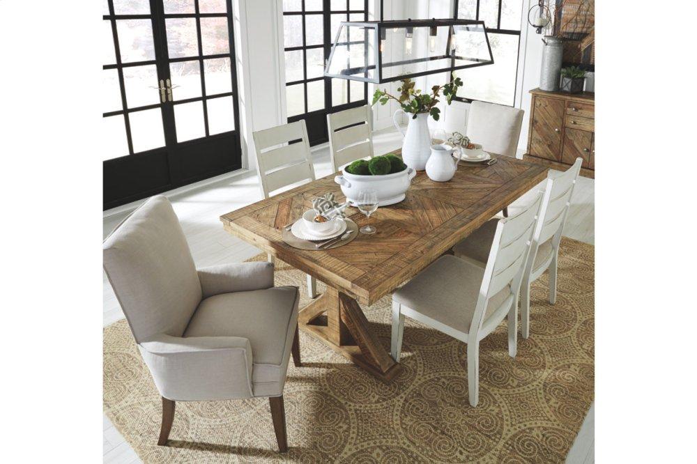 D754125Ashley Furniture Rectangular Dining Room Table ...