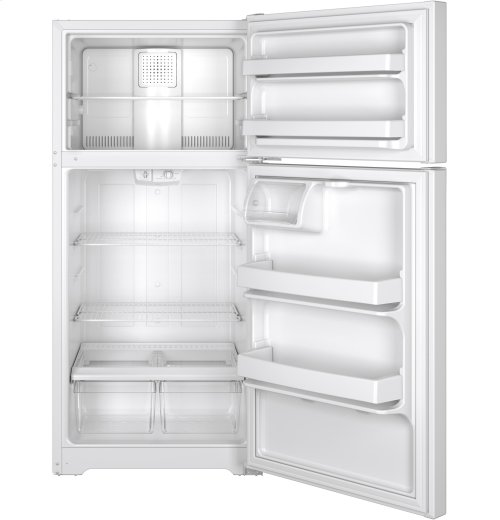 GE® ENERGY STAR® 14.6 Cu. Ft. Top-Freezer Refrigerator [OPEN BOX]
