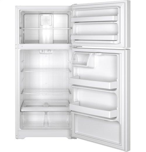GE® 14.6 Cu. Ft. Top-Freezer Refrigerator