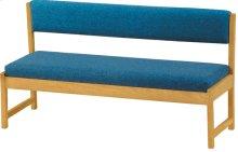 Medium Bench With Back