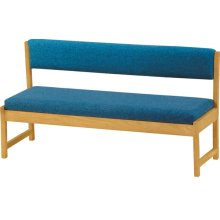 Large Bench With Back